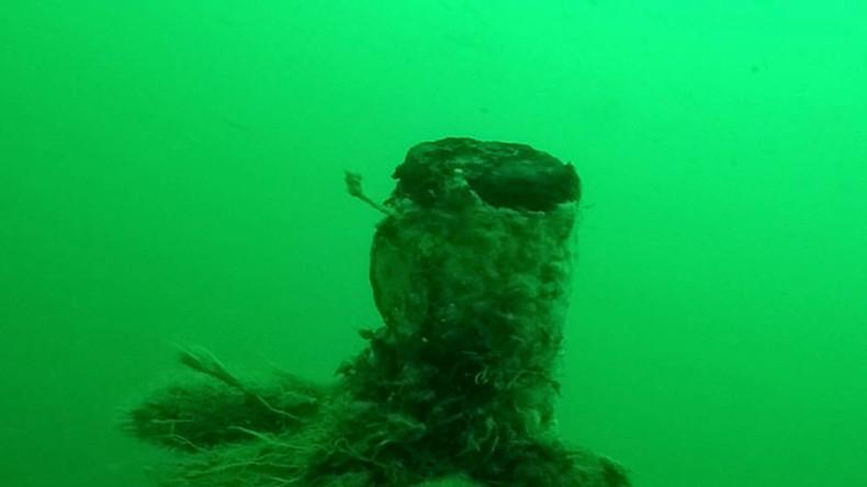 Crew likely inside 'virtually intact' WWI German U-boat found off Belgian coast (VIDEOS)