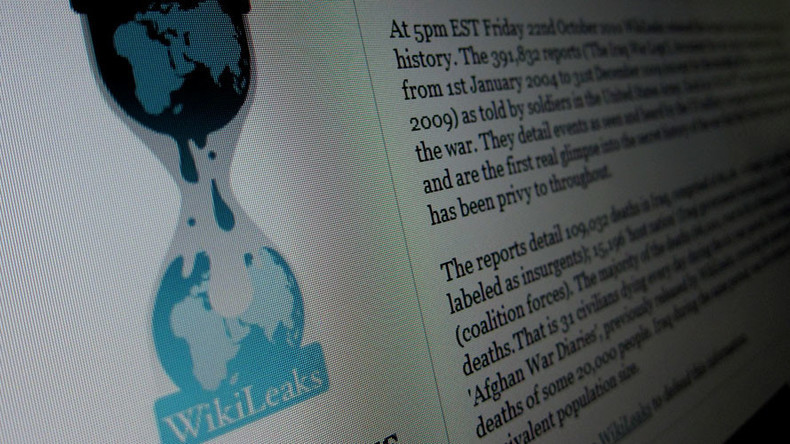 WikiLeaks says Russian software firm is 'surveillance partner' for security services