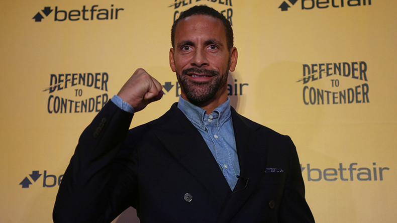 Defender to contender: Ex-England & Man United footballer to become pro boxer at 38