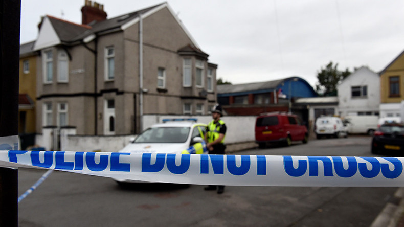 Police arrest 3 men in Newport over London bucket bomb attack