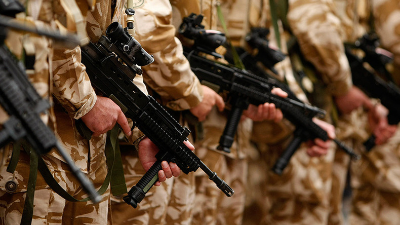 UK buckles under pressure to stop training Myanmar troops amid Rohingya 'ethnic cleansing'