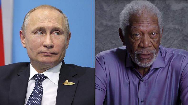 Morgan Freeman's 'War with Russia' video shouldn't be taken seriously – Kremlin