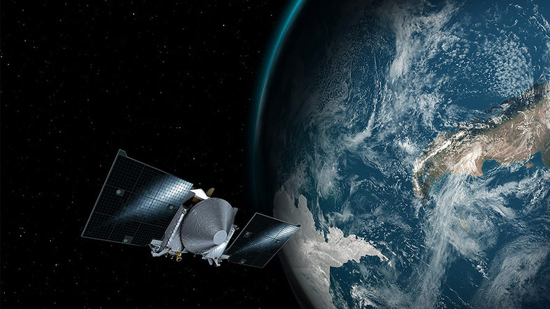 NASA mission prepares to slingshot asteroid probe around the Earth