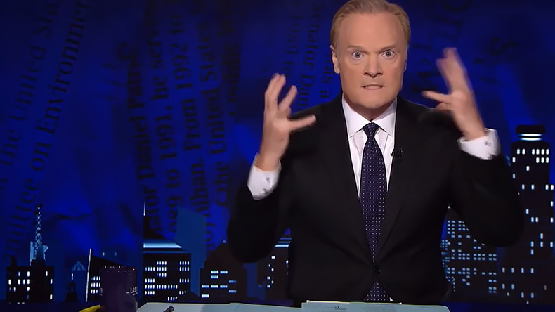 Last Word? Twitter loses it after MSNBC's Lawrence O'Donnell blows up in leaked tirade