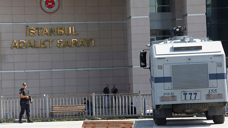 Gun battle at Istanbul courthouse, at least 1 injured – local media