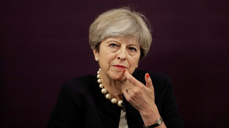 Theresa talks... but is anybody listening to the PM?