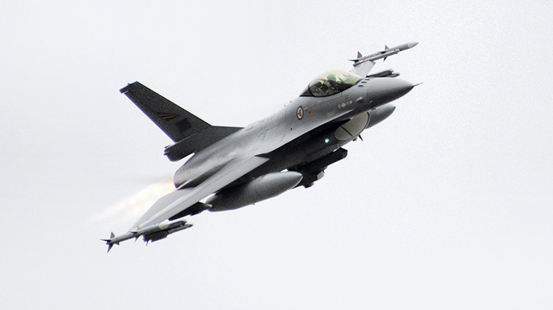 Why & how Norwegian F-16 jet almost killed 3 officers during military drill