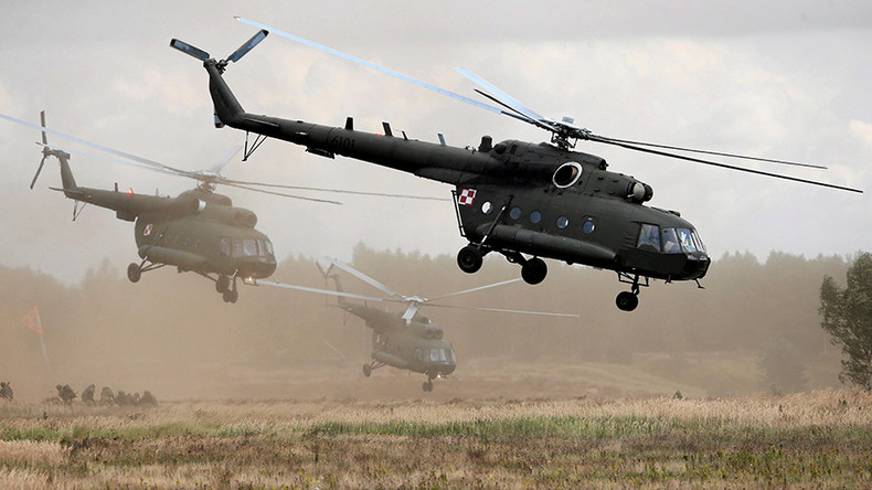 Poland and NATO reply to Russia's Zapad 2017 with larger military exercise