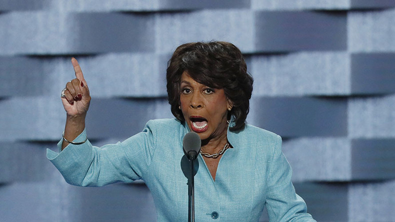 Maxine Waters 'guarantees' Russian collusion, demands Trump impeachment… again