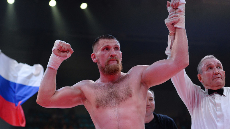'Russian Hammer' Kudryashov predicts world title war in WBSS versus Dorticos