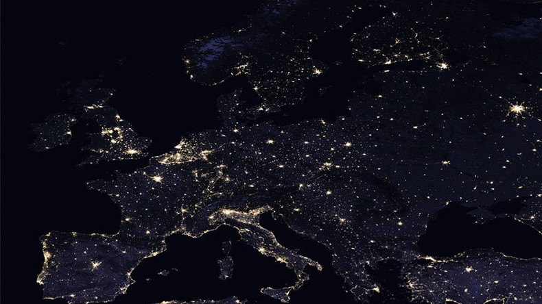 From Africa to Russia: ISS captures stunning city lights around the world (VIDEO)