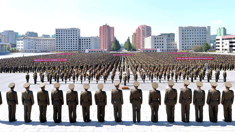 North Korea is US stage-managed geopolitical theater to counter China - analyst