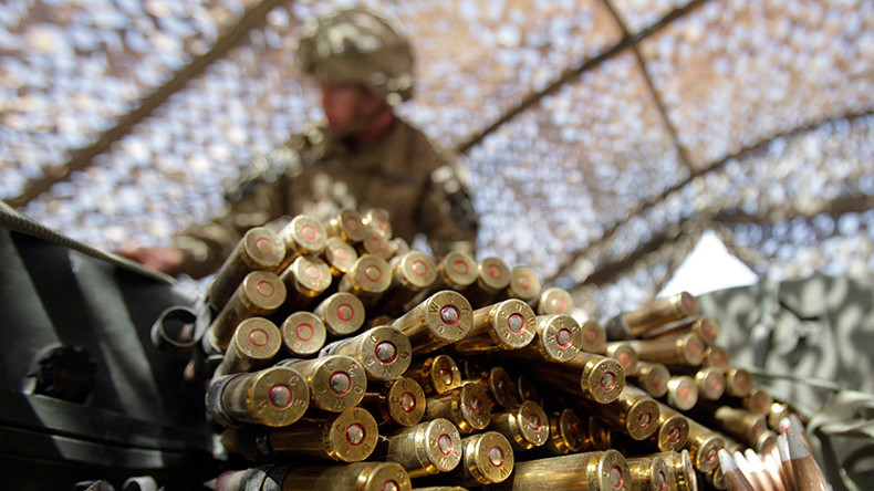 US to obscure arms exports after Pentagon 'pipeline' to Syria exposed