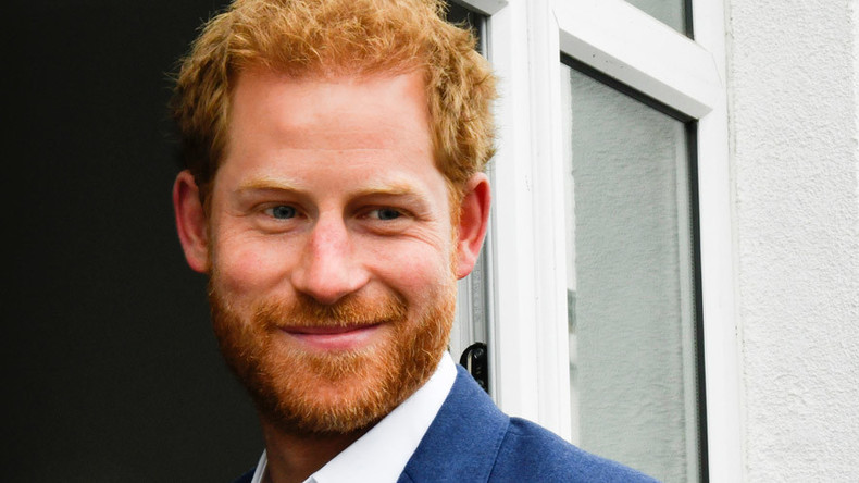 ISIS challenges Prince Harry to a fight... 'if he's man enough'