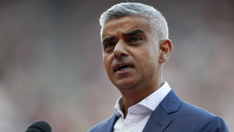 London Mayor Sadiq Khan compares Trump's speeches to ISIS rhetoric
