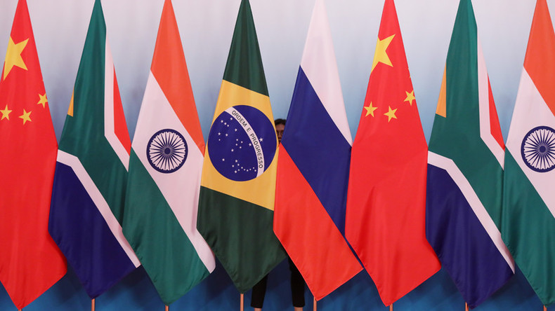 BRICS: Turning into a global organization