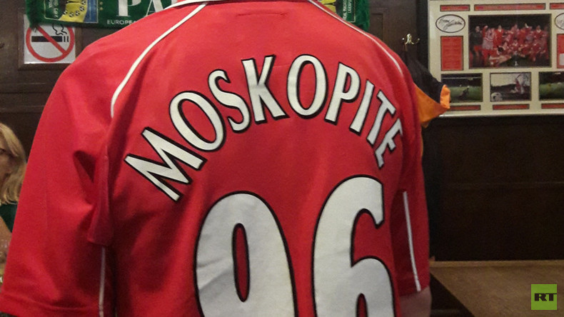 The MosKopites - Moscow's Liverpool FC official supporters group