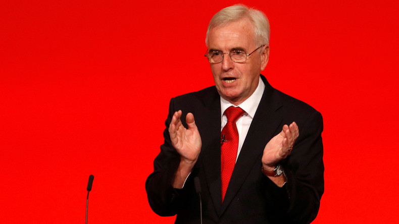 Nationalize everything! Labour unveils radical plan to 'take back' utilities & transport
