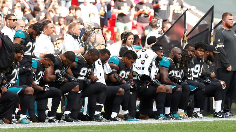 Star-Spangled anger: NFL anthem boycott low blow to US patriotism