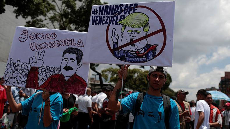 'Political terrorism': Venezuela slams US travel ban as new act of aggression