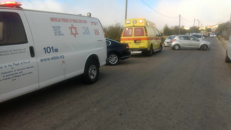 3 Israelis killed by Palestinian in gun attack near Jerusalem (PHOTOS, VIDEO)