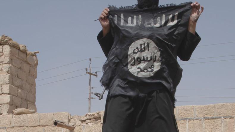 Pharmacist showed child ISIS beheading video to 'radicalize' him, court heard
