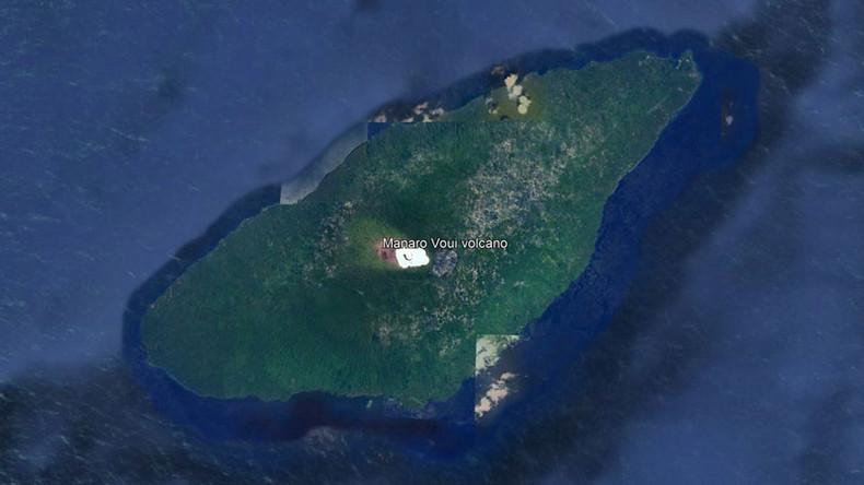 Red alert: Vanuatu island evacuations after volcanic eruption (PHOTOS, VIDEO)
