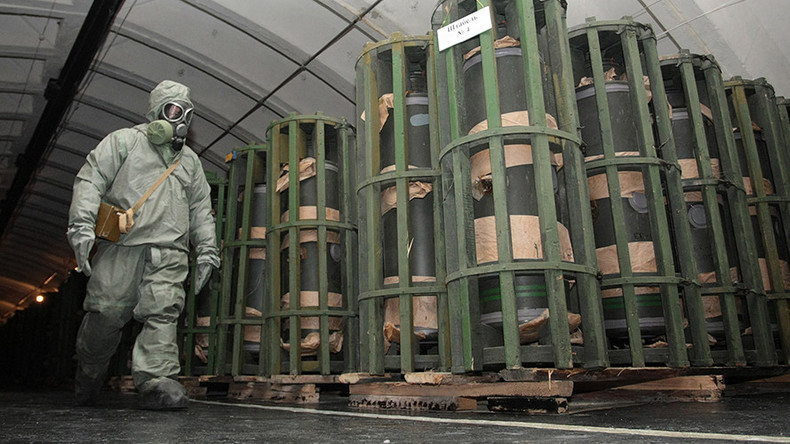 Russia to destroy last chemical weapons on Wednesday, ahead of schedule – Kremlin