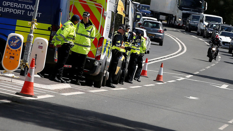 Man dies after police shooting on motorway near Bristol