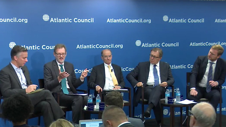 The Atlantic Council: 'Debates' between people who hate Russia & people who really hate Russia