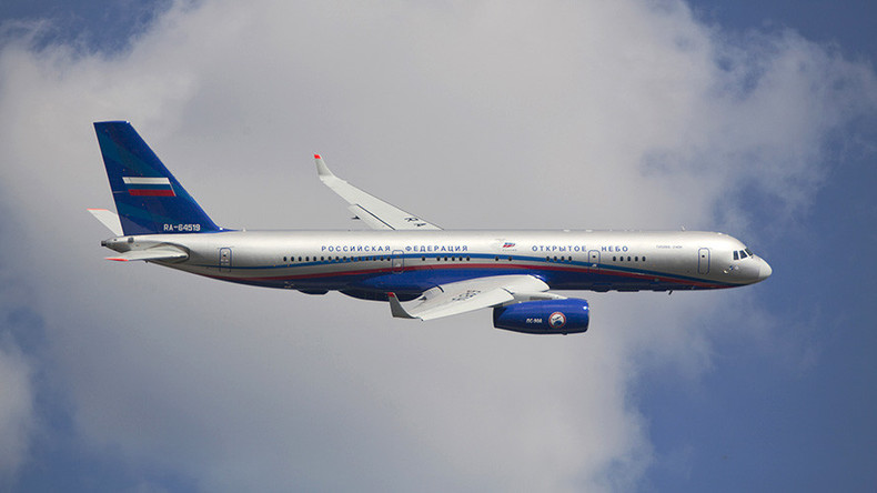 Russia to respond to US restrictions on observation flights