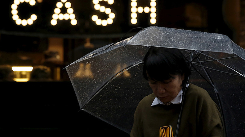 Japan considers killing cash by launching own cryptocurrency
