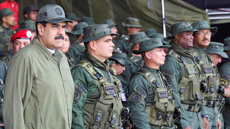 'Tanks & missiles must be at ready' amid threats by US 'criminal empire' – Maduro