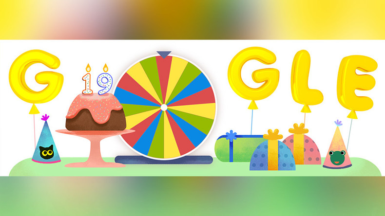 Procrastination station: Google releases new batch of addictive birthday doodles