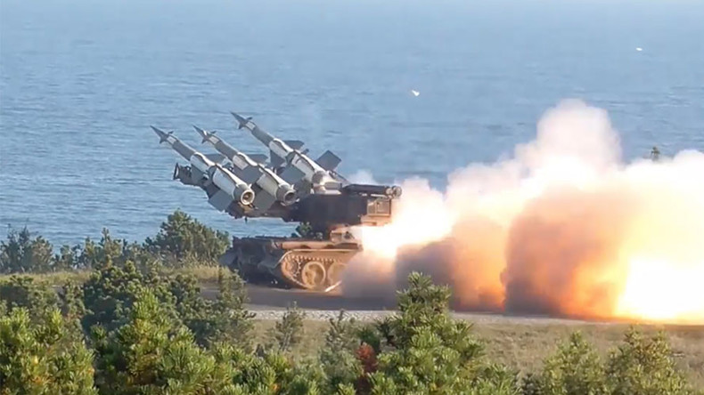 Poland fires anti-air missiles as part of NATO Dragon 17 drills (VIDEO)