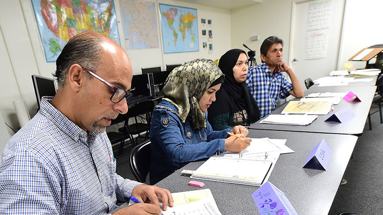 US sets 2018 refugee quota at 45,000, lowest since 1980
