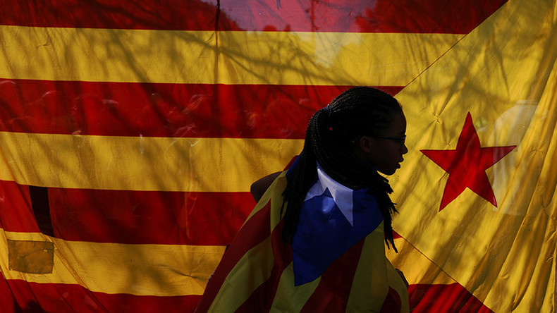 'Today we are all Catalans': Flanders supports Catalonia's bid for independence