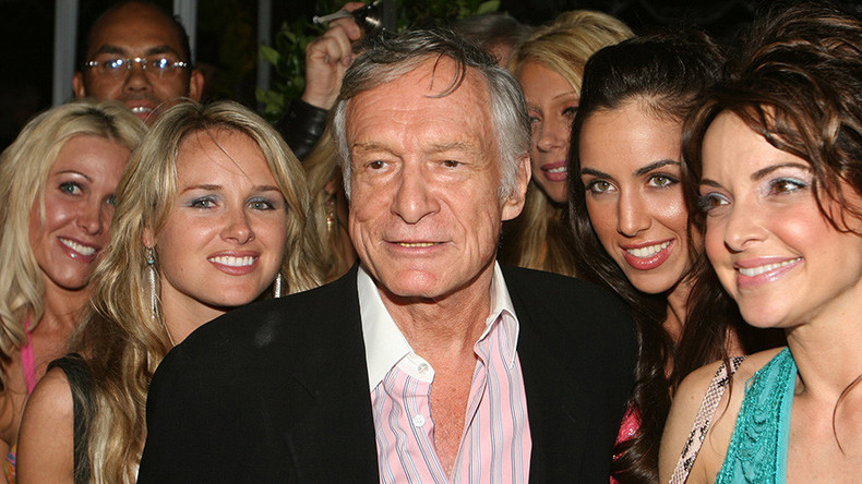#BreastInPeace: Playboy founder Hugh Hefner honored by Twitterati