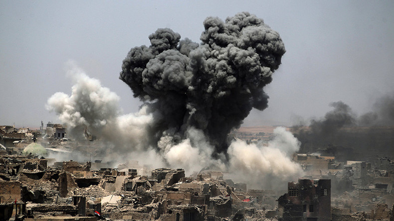 Conflict censorship? YouTube deletes footage of coalition airstrikes