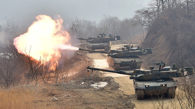 'Pyongyang will fear us more': South Korea wants to transfer wartime army command from US