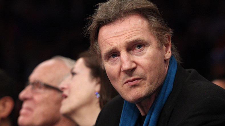 Phantom menace? Liam Neeson calls for whistleblowers on alleged Trump-Russia collusion