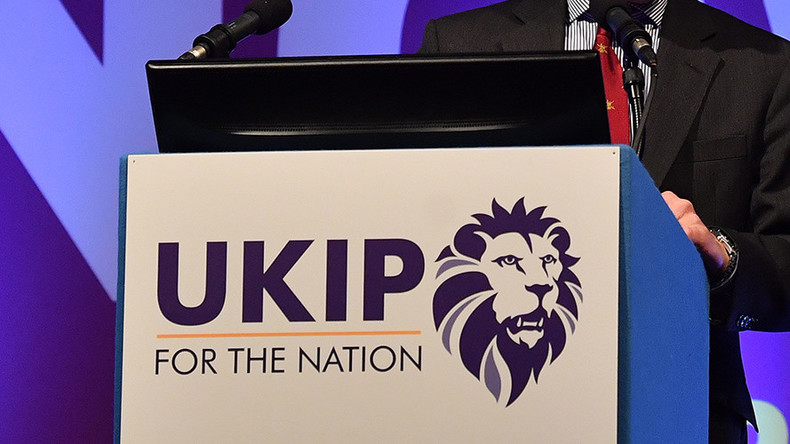 Own goal! Why are Twitter users mercilessly mocking UKIP's new logo?