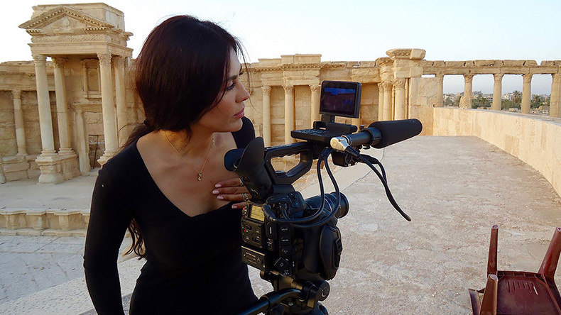 'Easiest to blame one side': Actress-turned-filmmaker decries West's 'double standards' in Syria