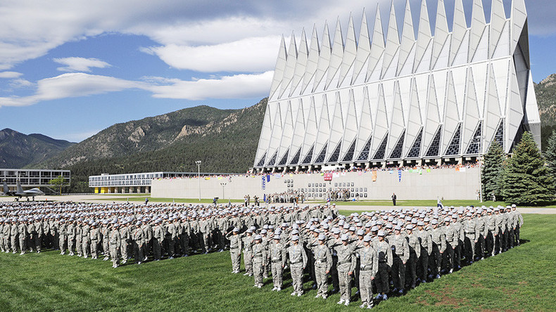 Police comb US Air Force Academy grounds following reports of active shooter