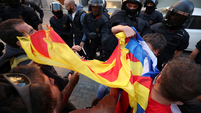 Echoes of Franco in Spain's 'political repression' of Catalonia - 70 academics incl Chomsky