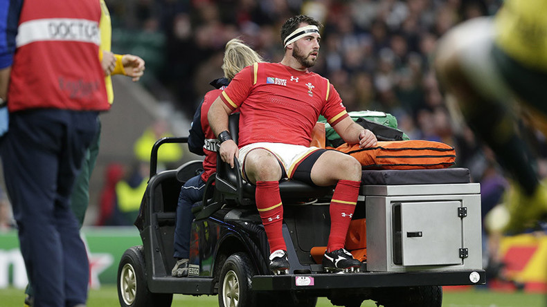 'Nothing to do with the lion': 'Stupid' rugby pro sidelined after lion bite (VIDEO)
