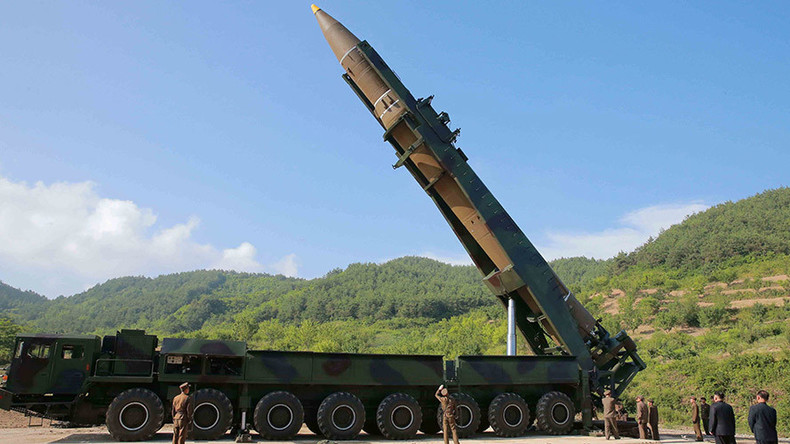 N. Korea moved several missiles from development center in Pyongyang – S. Korean media