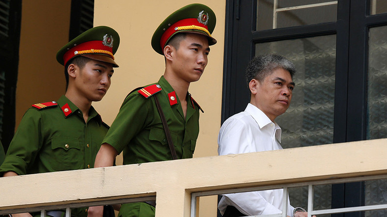 Vietnam orders execution of former oil exec in massive corruption purge
