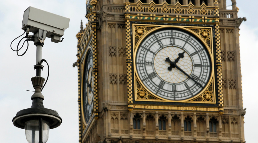 Spying on the spies: State surveillance of Britons now being monitored
