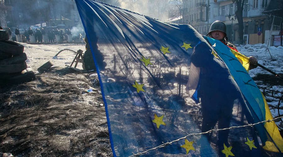 Ukraine's association deal bittersweet with no real hope for EU integration